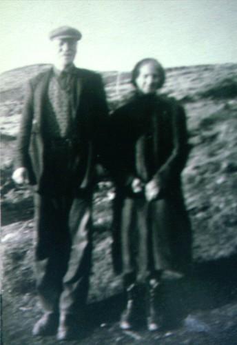 My Paternal Grand-Parents, Tong Bridge Isle of Lewis
