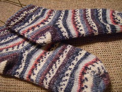 Wendy Yarn Socks