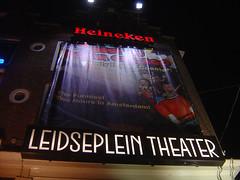 Leidseplein Theater (Night)
