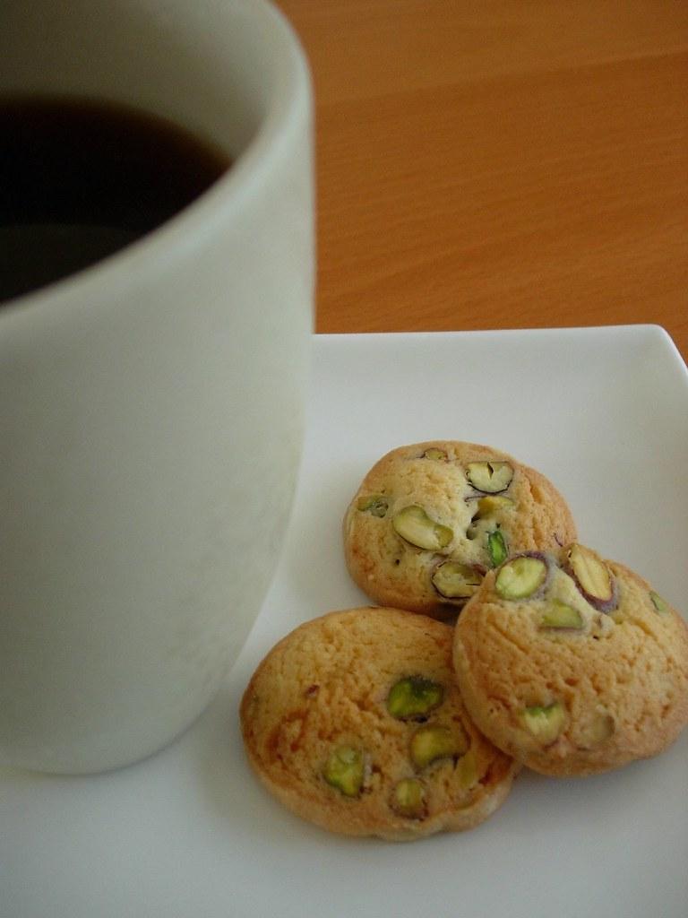 Pistachios Biscuit