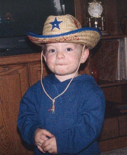 Look at Me, I'm a Cowboy!