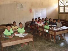 Keadaan Kelas SD Wolooja III