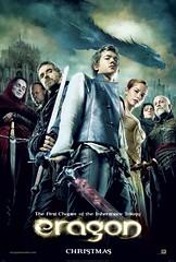 Trailer y póster de 'Eragon'
