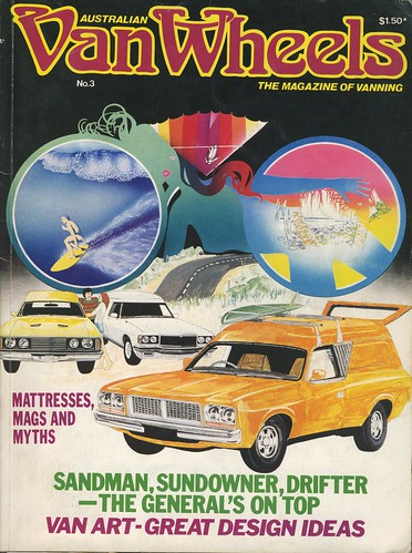 Van Wheels magazine No. 3 (click for larger image)