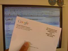 Adsense mail