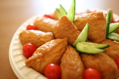 Inari-sushi by NM