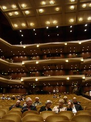 Benaroya Hall Circle from Orchestra