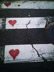 Hearts & Crosswalks