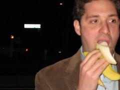 Peter Likes Bananas On Massachusetts AVe