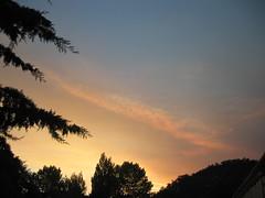 Day Fire/Sunset, Frazier Mtn~ 9/27/06