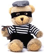 burglar bear