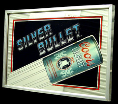 My Dad's Favorite Beer - The Silver Bullet, Coors Light