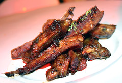 Lamb and Pork Ribs