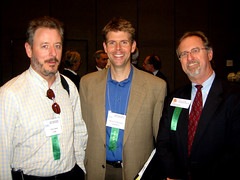Tim Casey, Michael Thomas and David Archer