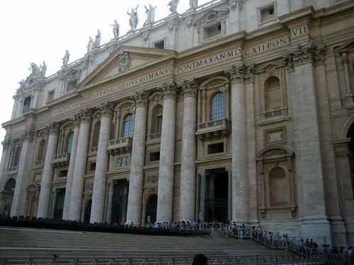 St. Peter's Massive Basilica