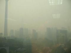 Todays weather in Kuala Lumpur...
