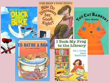 StoryTime Books 10-9-06