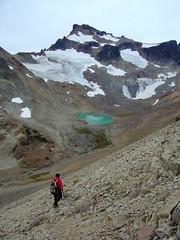 Descending From Ridge