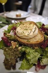 Cabecon de Rocamadour et Salade, Comme a la Maison, Akasaka