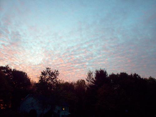sunrise Oct 17