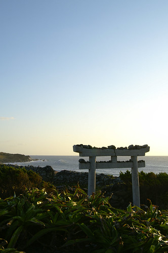 torii of ocean side