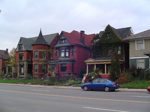 On Trumbull Avenue