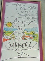 Salone del gusto:Stand Della Regione Piemonte