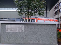 Brandverdacht HSK 28.10.06