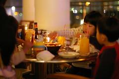 家族の食卓 in BAY QUARTER