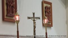 2ª Feria Santa - Via Sacra com Grupo de Oração - 2018