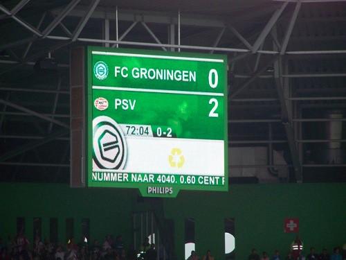 7865889758 e622b7dcc5 FC Groningen   PSV 1 3, 26 augustus 2012