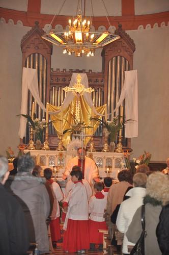 Dimanche de la Divine Miséricorde (15.04.2012)