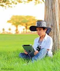 """""""بجلس معك ساعة حبايب وعشاق"""" photo by Naif AL-Essa"""