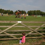 Watching the horse jump<br/>15 Sep 2012