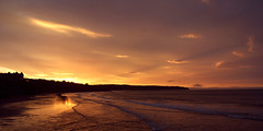 Whitby Sunset photo by Mrs. Noah