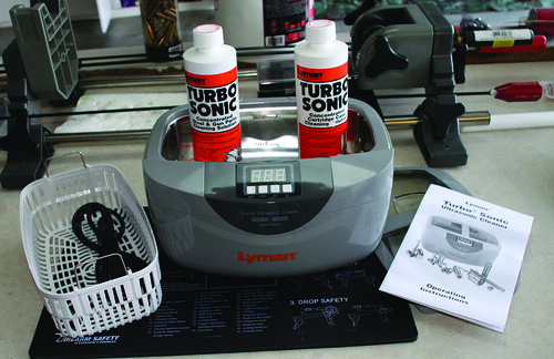 Lyman Turbo Sonic Cleaner web photo