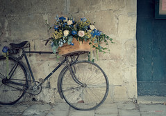 Bike in Pujols photo by aaross