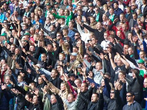 8063065108 017f1cc690 FC Groningen   Feyenoord 2 2, 7 oktober 2012