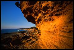 Portu Maga, Arbus, Sardegna (pellicola) photo by Diego Mola