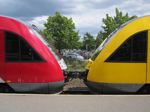Østbanen i Køge