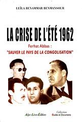 LA CRISE DE L'ETE 1962 - LEILA BENAMMAR