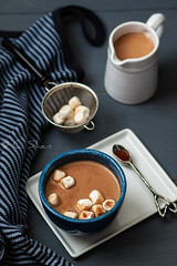 some like it hot- spicy hot chocolate photo by lisa c. shen