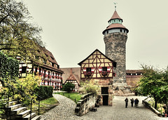 Nuremberg Castle photo by Habub3