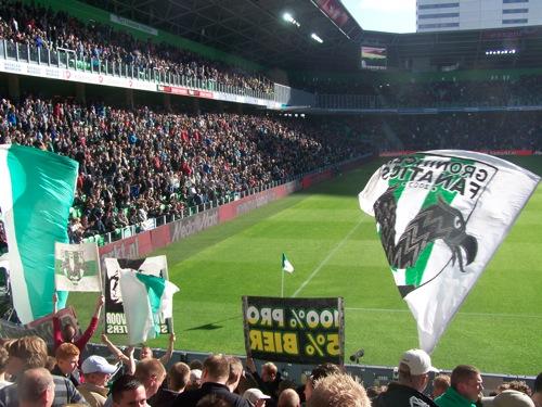 8063063511 d96ecec3cf FC Groningen   Feyenoord 2 2, 7 oktober 2012