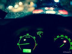 Rainy drive I photo by G.Don