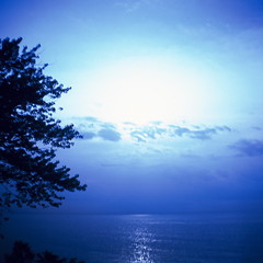 Blue afternoon photo by kevin dooley