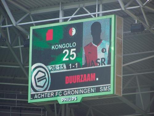 8063064585 cfe54cdb6f FC Groningen   Feyenoord 2 2, 7 oktober 2012