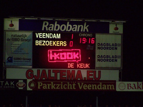 8046446408 93397c9363 SC Veendam   SC Cambuur Leeuwarden 1 1, 1 oktober 2012