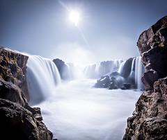 Hrafnabjargarfossar photo by oskarpall