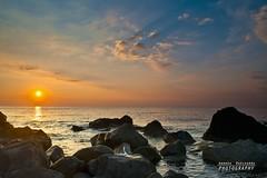 September seascape photo by Andrea Rapisarda